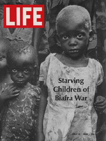 Ikoku - Life Magazine Biafra cover