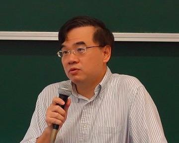 Michael Shiyung Liu portrait