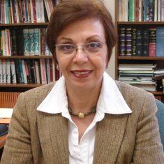 Fatemeh Keshavarz portrait